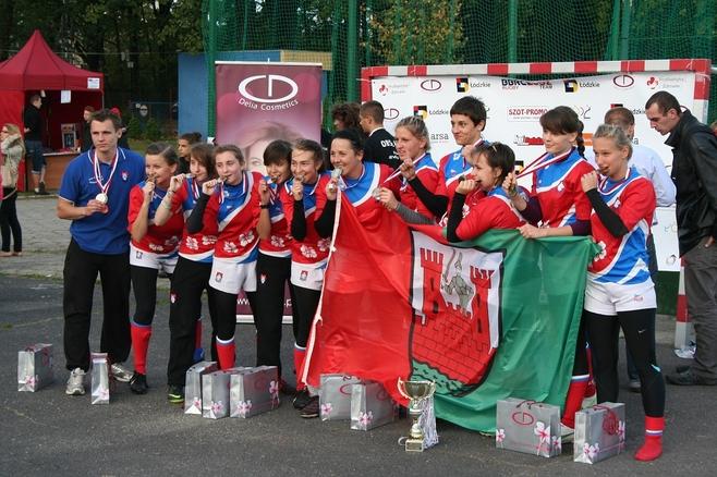 Tygrysice i Budowlani najlepsi w Łódź Sevens Cup