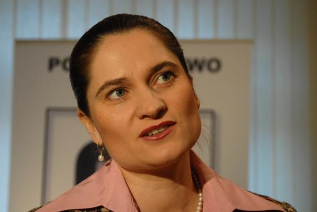 Senator PiS Dorota Arciszewska-Mielewczyk