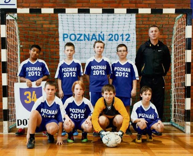 W zmaganiach czwartoklasistów w 20. turnieju szkół podstawowych zwyciężyła reprezentacja SP 34