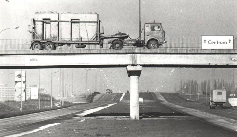 Trasa Katowicka, rok 1978