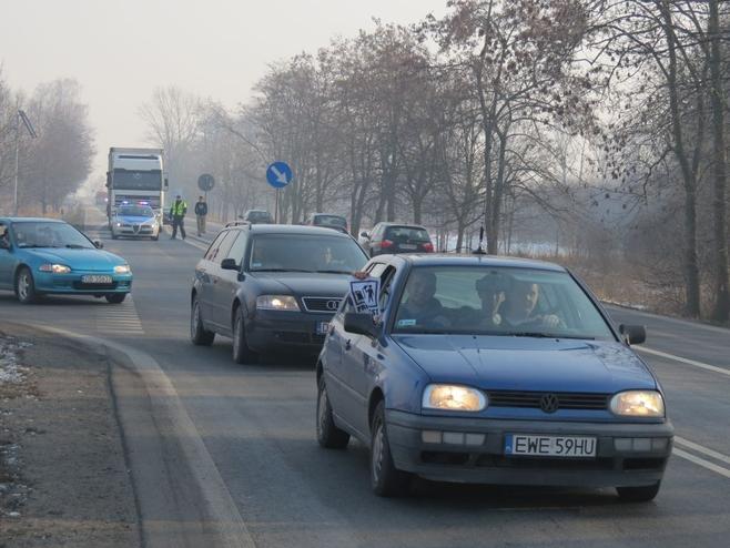 Zablokowali Autostradę Bo Paliwo Jest Za Drogie Zdjęcia