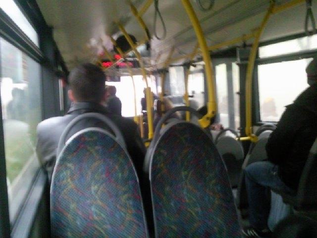 Autobusy z Brzezin do Łodzi zgodnie z rozkładem [ZDJĘCIA]