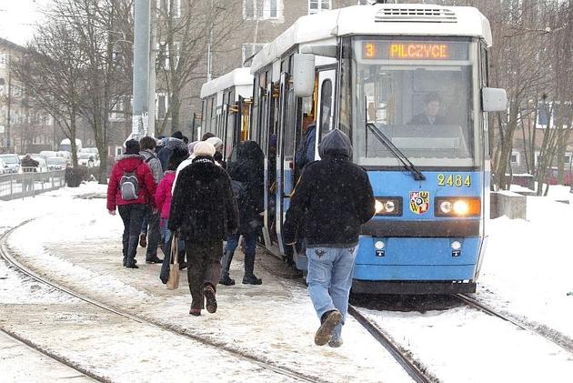 Na Księże Małe przyjeżdżają tylko dwie linie tramwajowe