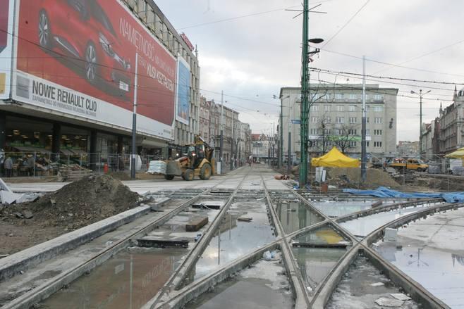 Katowice: Tramwaje nie będą jeździły do wtorku