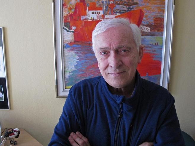 Michał Grudziński: O latach teatralnych, kobietach i jąkaniu na 40-lecie pracy