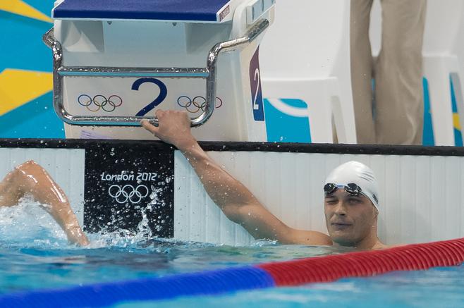 Paweł Korzeniowski (AZS AWF Warszawa) z jedenastym rezultatem przedpołudniowych eliminacji pływaków na 200 metrów stylem motylkowym awansował do półfinału