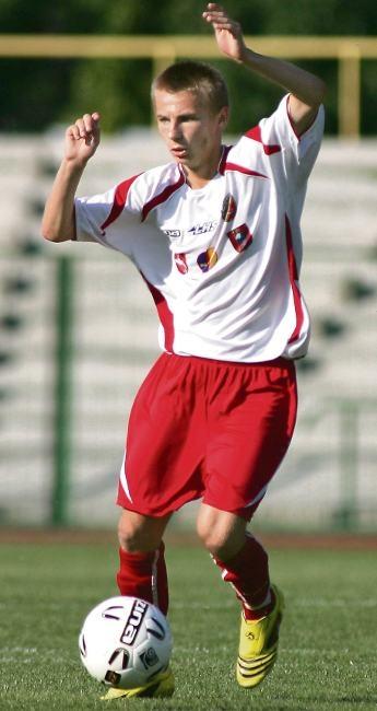 Rafal Kycko strzelił gola nr 1.