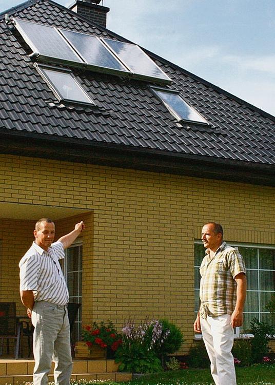 Powiat człuchowski: Na solary czas do wiosny