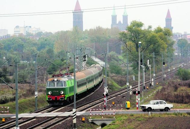 Chyba nareszcie będzie można wsiąść w Legnicy w pociąg i bez przesiadki dojechać do Krakowa albo Warszawy