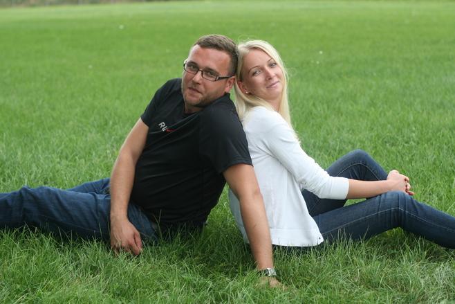 Jolanta i Dariusz Świżewscy