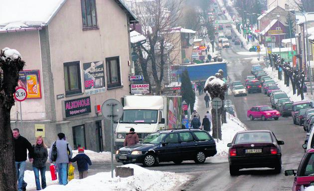 Jedna z najstarszych i najdłuższych ulic miasta