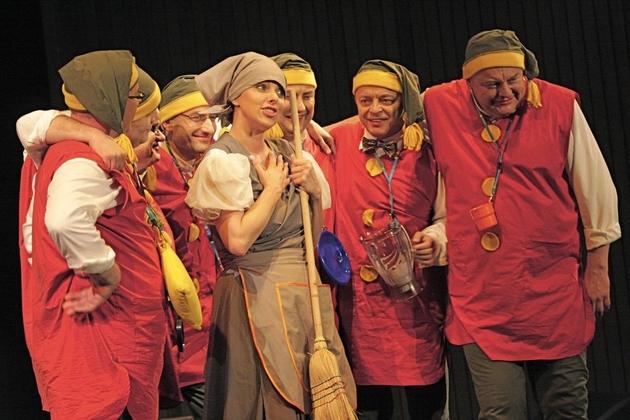 Pieniądze ze spektaklu o Kopciuszku na budowę hospicjum w Tychach