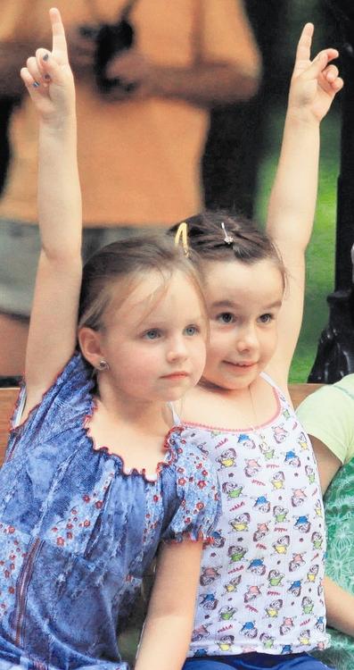 7 sierpnia 2011 - Rybna została oddana we władanie dzieciom