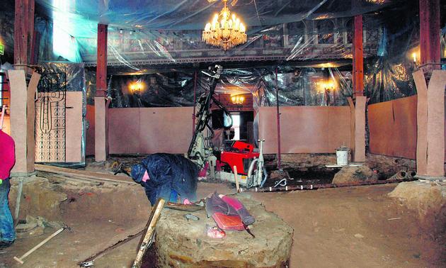 Wierni i turyści poczekają jeszcze długo na zakończenie remontu i otwarcie zabytkowej świątyni w Binarowej
