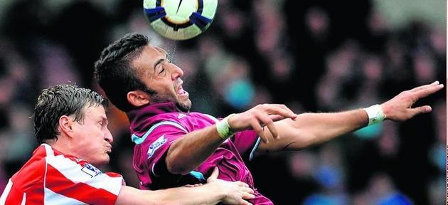 Egipcjanin Mido wiosną w barwach West Ham United rozegrał 9 spotkań