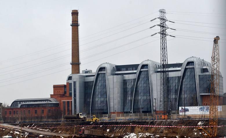 Adaptacja EC1 w Łodzi - luty 2013.