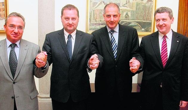 Dutkiewicz ogłosił, że wystartuje także do sejmiku, wraz z dolnośląskimi prezydentami