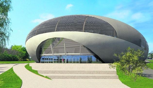 W Lubinie, kolejną już kadencję, kandydaci na prezydenta obiecują budowę hali sportowej