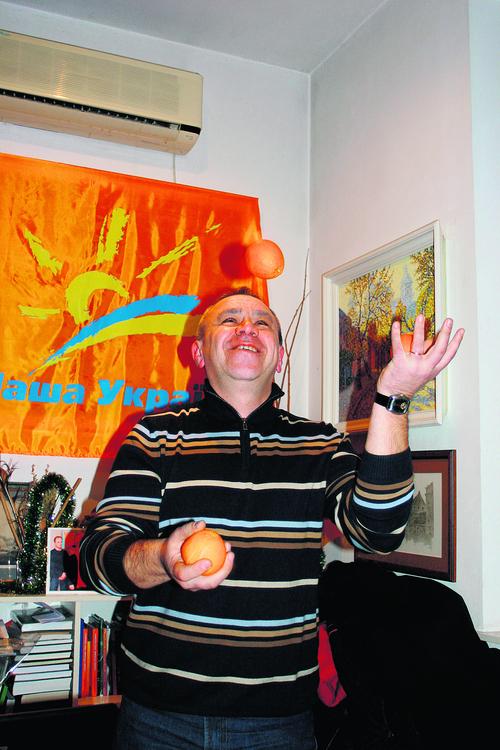 Sergiusz Prokopiuk, szef sztabu Juszczenki
