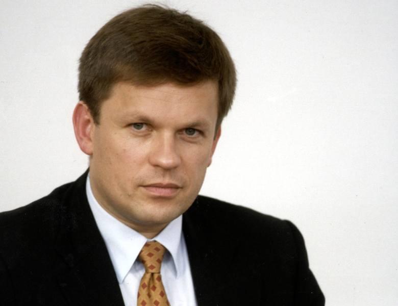 za 2001 rok Piotr Śliwicki, prezes Grupy Ergo Hestia