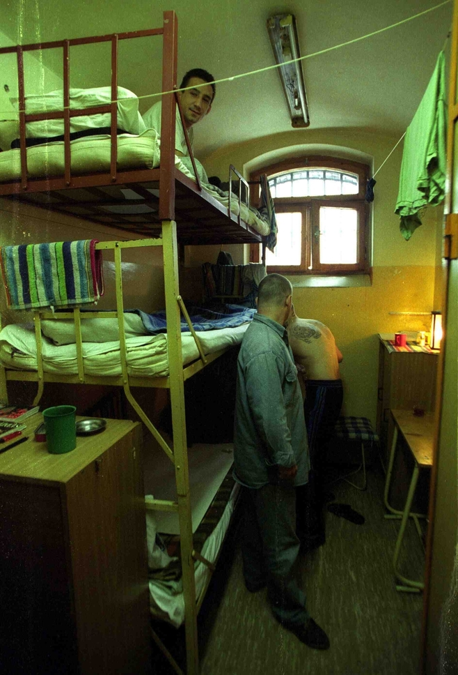 Najkrótsza ucieczka z więzienia w historii ZK Wojkowice. Czas 2 minuty 20 sekund