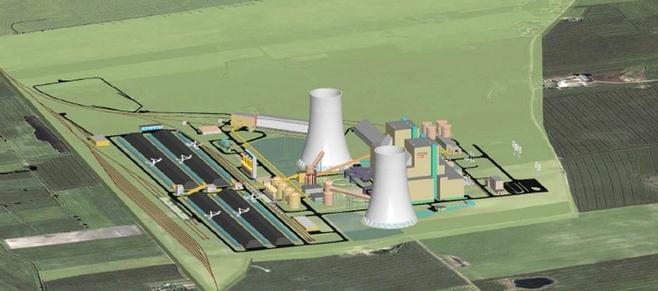 Chińczycy są zainteresowani budową polskich elektrowni, m.in. tej pod Pelplinem