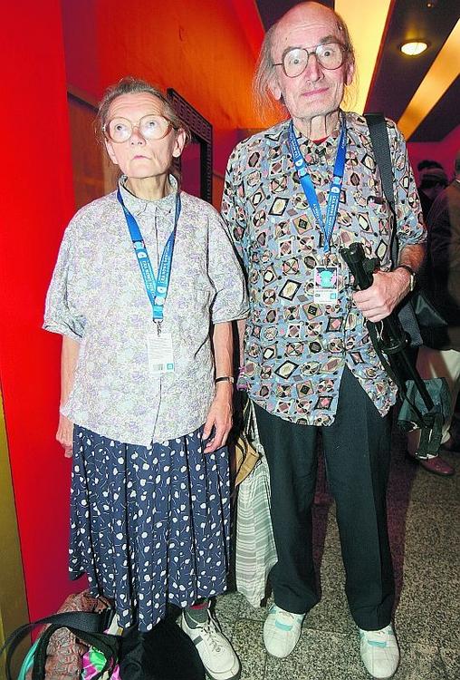 Maria i Bogdan Kalinowscy, stali goście festiwalu Era Nowe Horyzonty