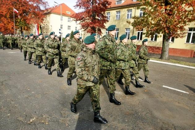 Pułkownik Dutka nowym szefem wrocławskich saperów