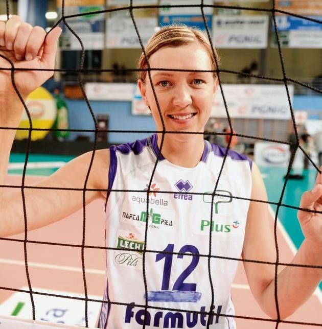 Agnieszka Kosmatka wierzy, że pilska siatkówka odrodzi się wbrew wszystkim przeciwnościom i opiniom sceptyków