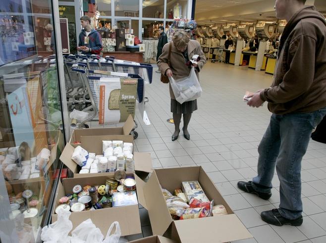 Poznań: Wielka zbiórka żywności. Możesz pomóc ubogim!