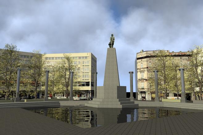W sprawie planów przebudowy placu wolności głos zabrali łódzcy urbaniści.