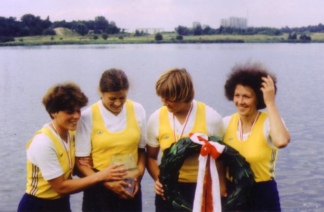 Kaczyńska i Jarkiewicz: W Polsce pływały najszybciej, za granicą górą były sterydy