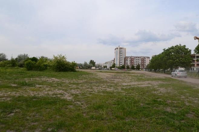 Na planach miasta i Łaciny Danuta Sawicka nie zyska, chociaż jest współwłaścicielem działek przy Katowickiej.