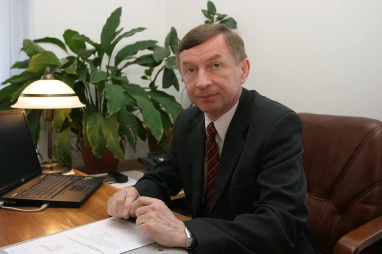 za 2000 rok Włodzimierz Ziółkowski, ówczesny prezes Specjalnej Strefy Ekonomicznej Tczew - Żarnowiec
