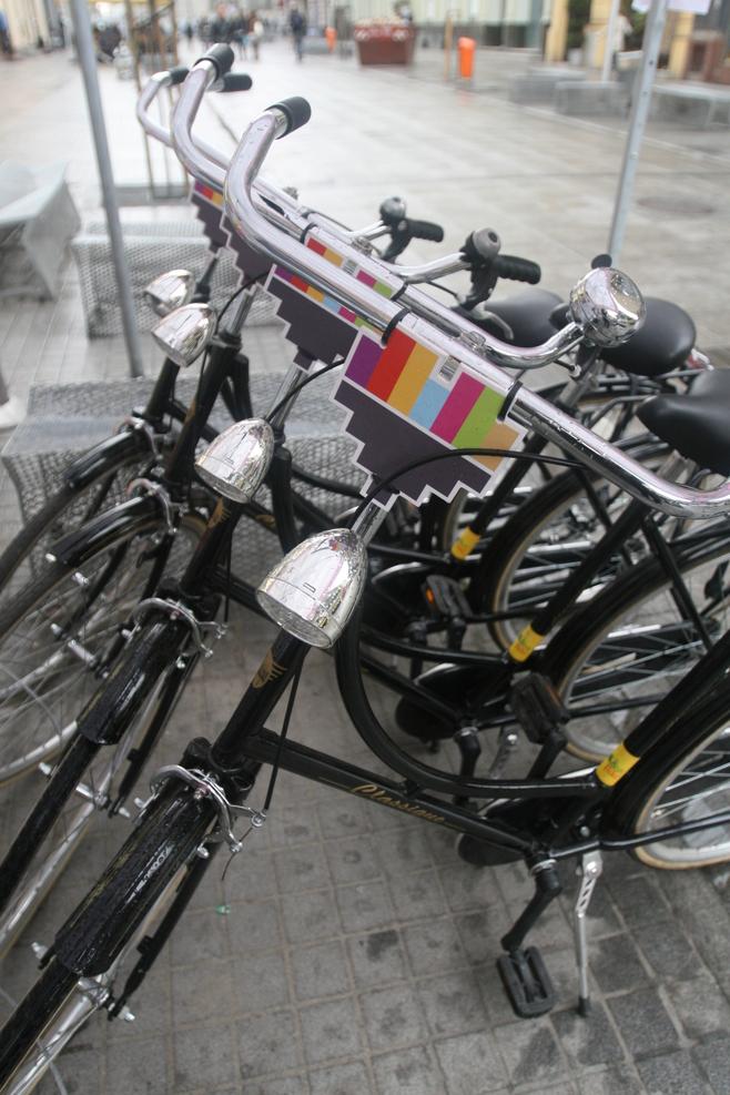 Ruszyła wypożyczalnia miejskich rowerów w Katowicach [ZDJĘCIA]