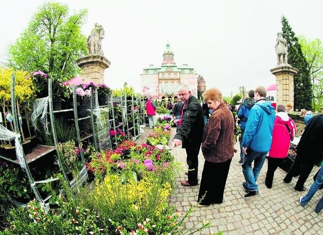 W piątek rozpoczyna się 23. Festiwal Kwiatów i Sztuki w zamku Książ w Wałbrzychu