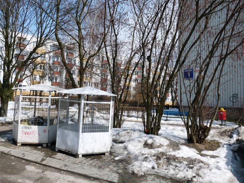 Lublin: Wyrzucili na śmietnik prace swoich studentów