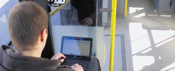 Z bezpłatnego internetu korzystają już pasażerowie swarzędzkiego przewoźnika