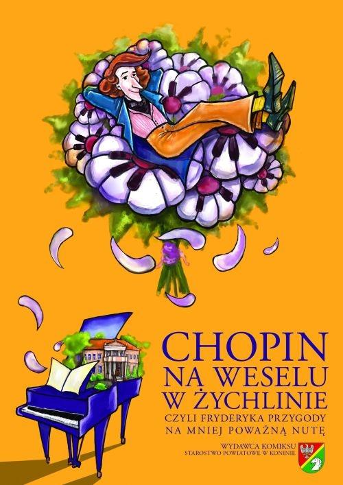Komiks o Chopinie ukaże się pod koniec sierpnia