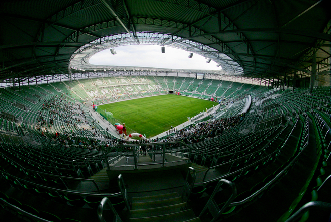 Śląsk Wrocław nie zagra z Lechem na nowym stadionie
