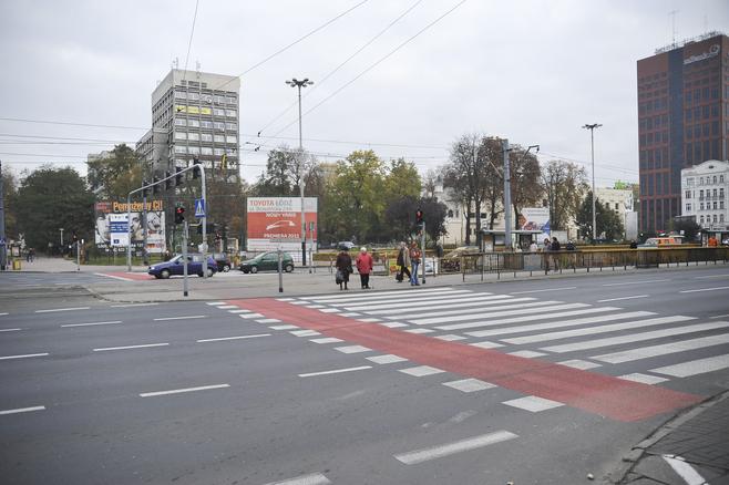 Hilton miał powstać u zbiegu Piotrkowskiej i Mickiewicza