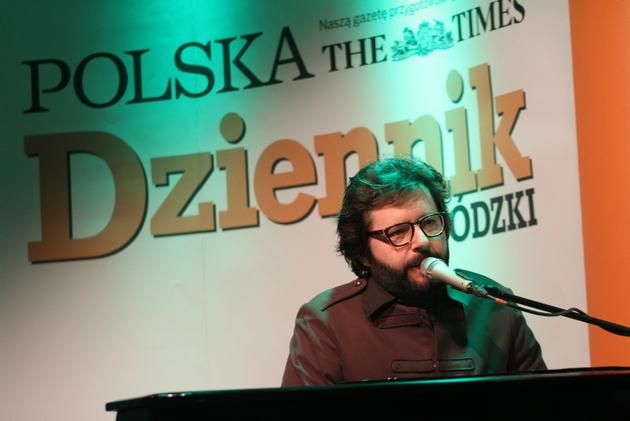 Galę uświetnił występ Grzegorza Turnaua.