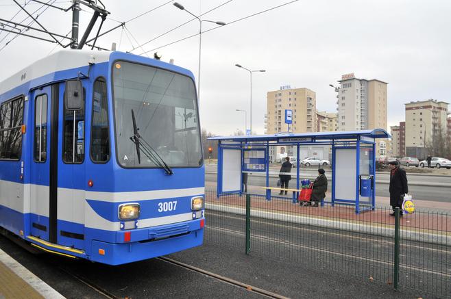 Otwarcie linii tramwajowej na Ruczaj [ZDJĘCIA]