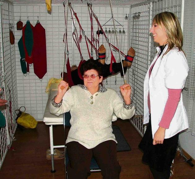 Ośrodek stowarzyszenia LOS dysponuje nowoczesnym wyposażeniem rehabilitacyjnym