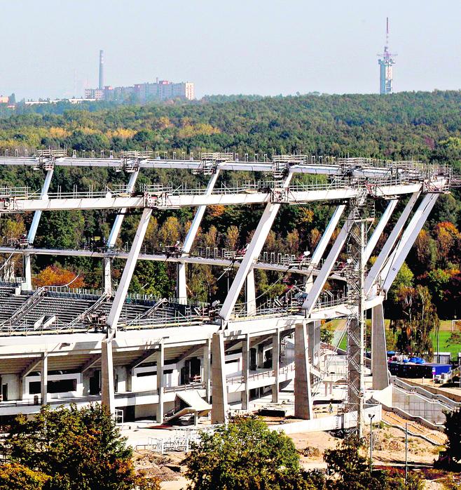1 października 2011. Tak wygląda obecnie Stadion Śląski