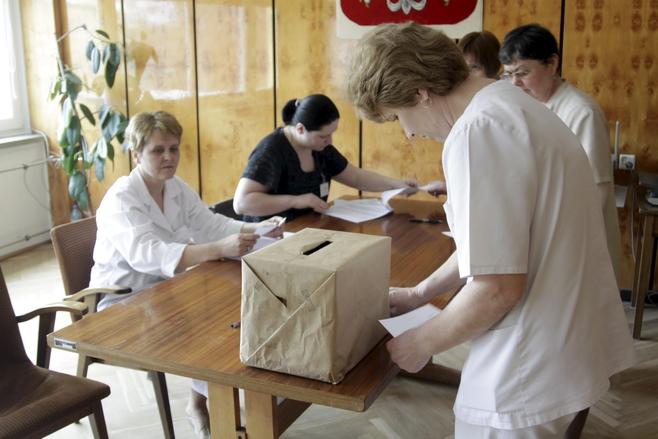 Tylko 243 pracowników Okręgowego Szpitala Kolejowego w Lublinie wzięło udział w dwudniowym referendum