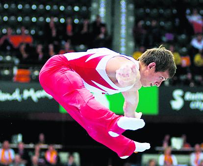Roman Kulesza, gimnastyka sportowa, AZS AWF B. Podl.Jako jeden z pierwszych polskich sportowców wywalczył kwalifikację olimpijską. Zaczyna rywalizację