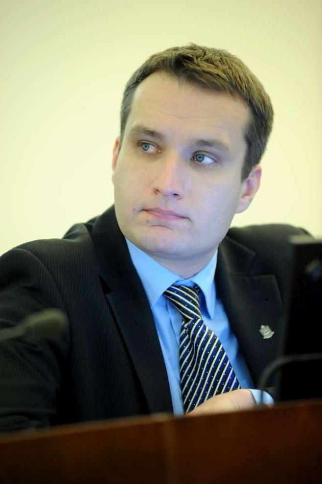 Mariusz Wiśniewski kandydatem Platformy na prezydenta miasta?