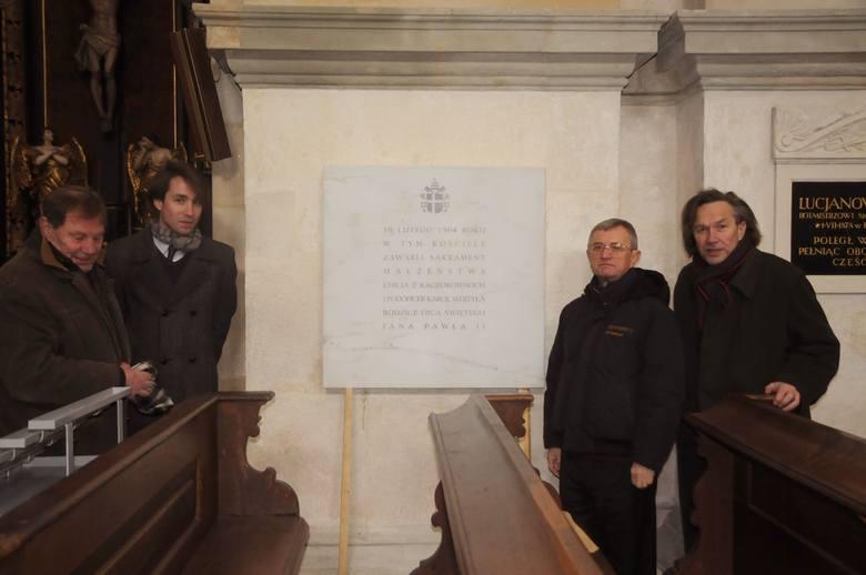 Kościół św. Piotra i Pawła przy Grodzkiej. Tu brali ślub rodzice Jana Pawła II [ZDJĘCIA]