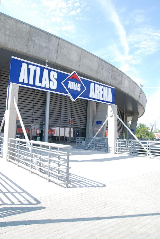 Większość absolwentów będzie zdawała egzamin na płycie łódzkiej Atlas Areny